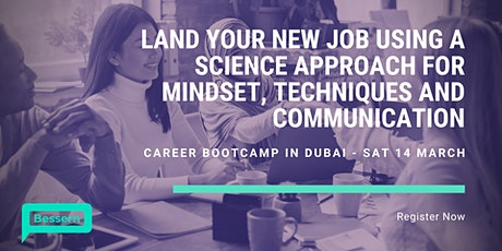 CAREER BOOTCAMP - GET READY TO LAND THAT JOB! tickets