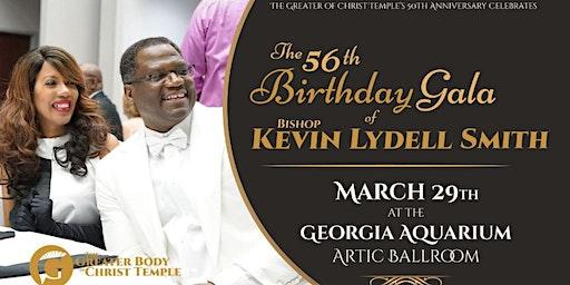 Bishop Kevin Lydell Smith's Birthday Gala