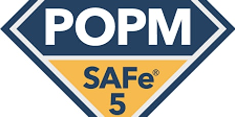 Online SAFe Product Manager/Product Owner with POPM Certification in CA tickets