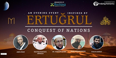 Ertugrul and the Conquest of Nations tickets