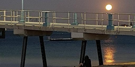 Super Moon Beach Meditation