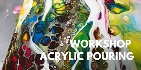 Workshop Acrylic Pouring tickets