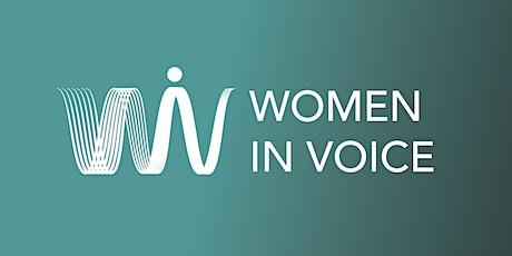 Women In Voice - 1st Frankfurt (Main) MeetUp billets