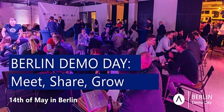 Berlin Demo Day 2020 Tickets