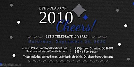 Delcastle Technical High School Class of 2010 - 10th Class Reunion tickets
