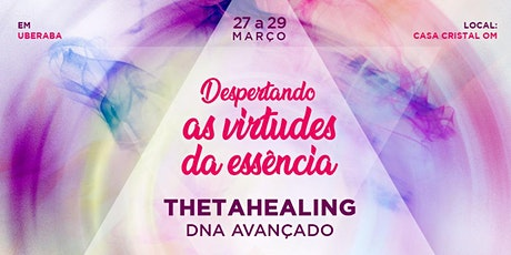 Thetahealing DNA Avançado ingressos