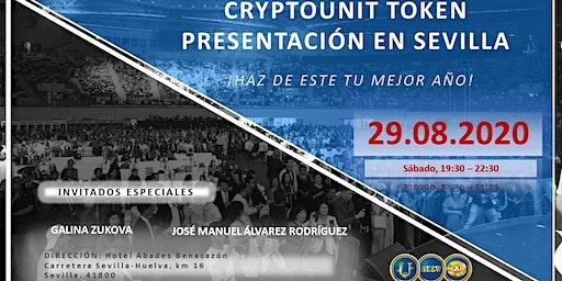 CRYPTOUNIT TOKEN PRESENTACIÓN EN SEVILLA