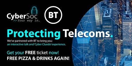 Protecting Telecoms   CyberSoc featuring BT tickets