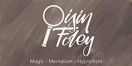 Oisin Foley Live tickets
