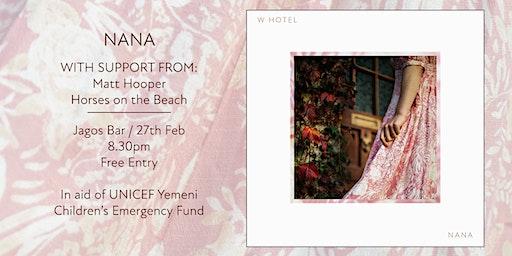 W Hotel Launch Party // NANA