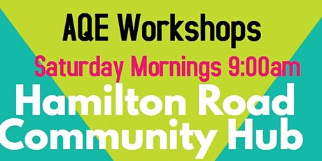 AQE Workshop tickets