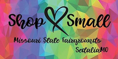 Shop Small in Sedalia tickets