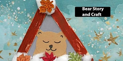 Bear Story and Craft