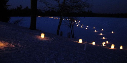 Treehaven- Spring Forward Luminary Snowshoe Walk