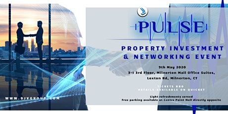 Pulse Property Investment and Networking Event CPT May 2020 tickets