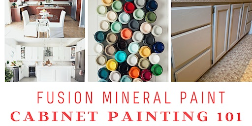Cabinet Painting 101 with Honeycomb Creative