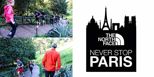 #NeverStopParis • Run With Us - Session technique trail