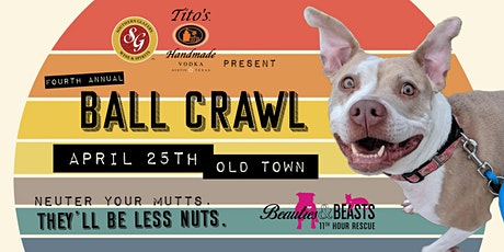 POSTPONED- Beauties & Beasts BALL CRAWL 2020 - A Pub Crawl Fundraiser tickets