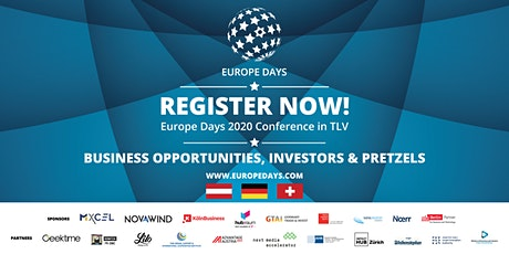 Europe Days 2020 Conference tickets