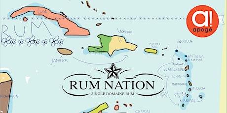 Masterclass Rum Nation @apogé billets
