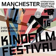 16th Edition Kinofilm Festival March 21st - 29th 2020 logo