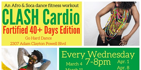 Uptown CLASH Cardio: Fortified 40+ Days Edition tickets