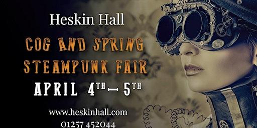 Cog & Spring Steampunk Fair