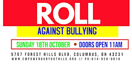 Roll against Bullying tickets