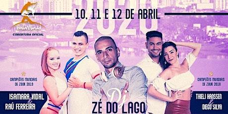 Rio Preto Zouk 2020 ingressos