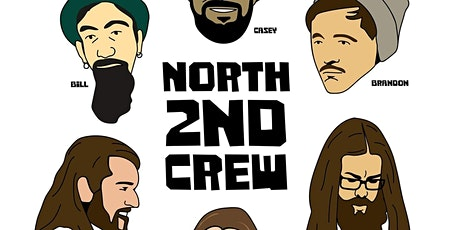 North 2nd Crew + Dead Centric + Camo Presented by Courtyard Marriott tickets