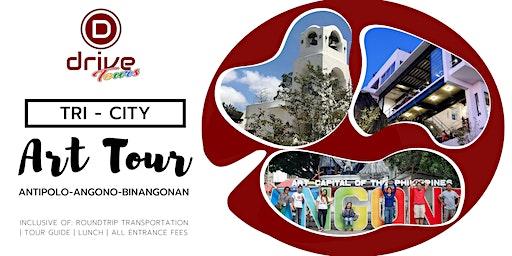 Tri-city Art Tour feat Antipolo-Angono-Binangonan, Rizal