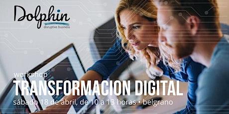 Workshop Transformación digital tickets