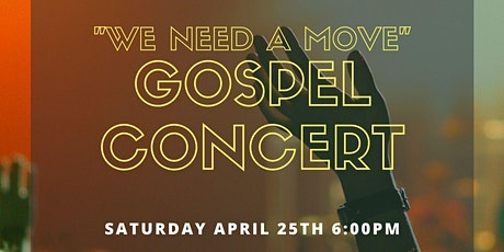 """Word of Truth and Hope Presents: """"We Need A Move"""" 711 Hillsborough St. tickets"""
