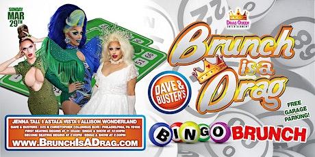 Brunch is a Drag - BINGO Brunch tickets