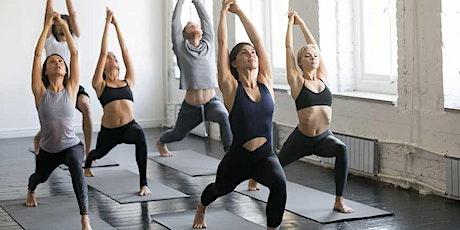 Yoga Vinyāsa Flow  Tickets