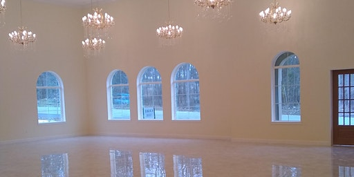 Luxe Venue in Charlotte Wedding Show