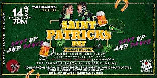 """Shut Up And Dance"" Saint Patrick's Day Celebration"