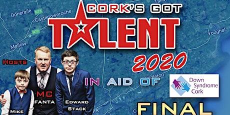 Cork's Got Talent - Final tickets