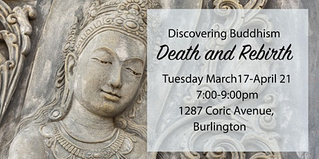 Discovering Buddhism Discussion Group tickets