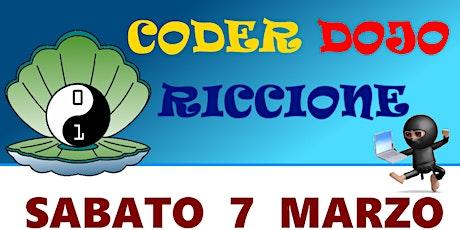 CoderDojo Riccione #25 biglietti