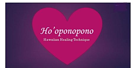 Ho'oponopono - Ancient Hawaiian Wisdom bilhetes