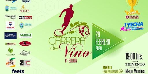 Carrera del Vino 2020 - 8va. Edición. 1° Fecha Circuitos ALTO RUNNING