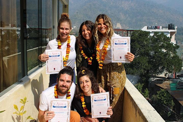 100 Hour Yoga Teacher Training Course in India 2