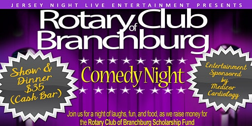 Rotary Club of Branchburg Comedy Night