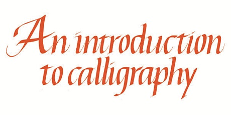 Introduction to Calligraphy tickets
