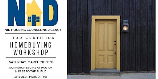 HUD Certified Homebuying Workshop