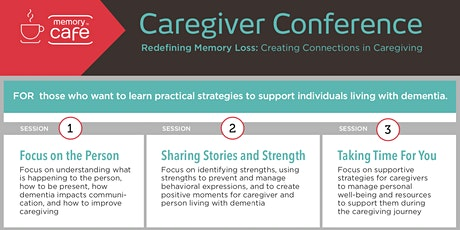 Redefining Memory Loss: Creating Connections in Caregiving tickets