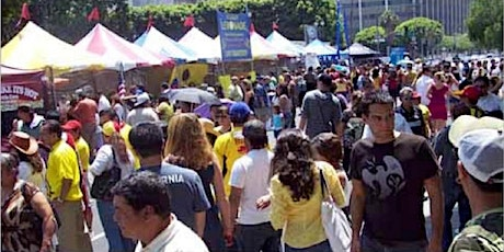 22nd Annual TASTE OF ECUADOR Food Festival & Parade tickets