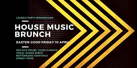 House Music Brunch  tickets