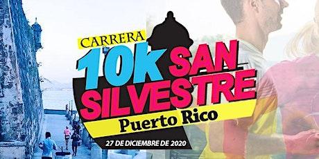 10k San Silvestre Puerto Rico  tickets